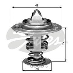 Термостат, охлаждающая жидкость (Gates) TH30082G1