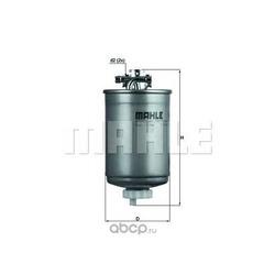Топливный фильтр (Mahle/Knecht) KL77