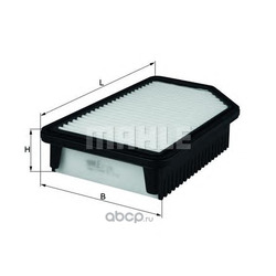 Воздушный фильтр (Mahle/Knecht) LX3300