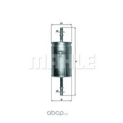 Топливный фильтр (Mahle/Knecht) KL559