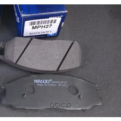 Колодки тормозные передние Ssangyong Kyron (Mando) MPH27