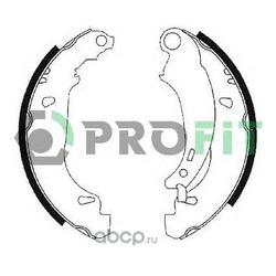 Комплект тормозных колодок (PROFIT) 50010584