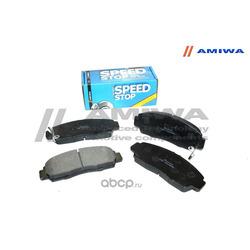 КОЛОДКИ ТОРМОЗНЫЕ ДИСКОВЫЕ ПЕРЕДНИЕ (Amiwa) CD5100S