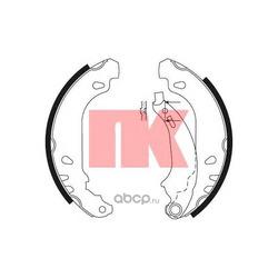 Комплект тормозных колодок (Nk) 2739637