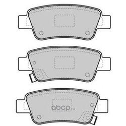 Комплект тормозных колодок, дисковый тормоз (FREMAX) FBP1717