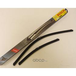Щетка бескаркасная, боковой штырь, 650мм (Bosch) 3397118977
