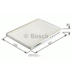 Фильтр, воздух во внутреннем пространстве (Bosch) 1987432402