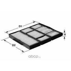 Фильтр, воздух во внутреннем пространстве (Clean filters) NC2371CA