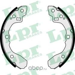Комплект тормозных колодок (Lpr) 08060