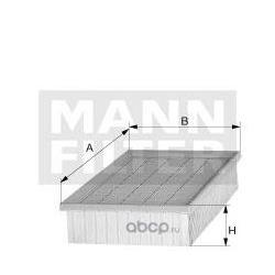 Воздушный фильтр (MANN-FILTER) C24012