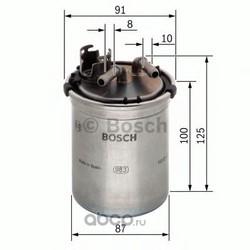 Топливный фильтр (Bosch) 0450906426