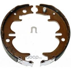 Комплект тормозных колодок (Denckermann) B120187