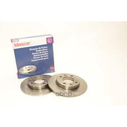 Тормозной диск (Klaxcar) 25016Z
