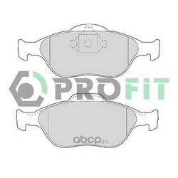 Комплект тормозных колодок (PROFIT) 50001394