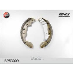 КОЛОДКИ ТОРМОЗНЫЕ БАРАБАННЫЕ FENOX (FENOX) BP53009