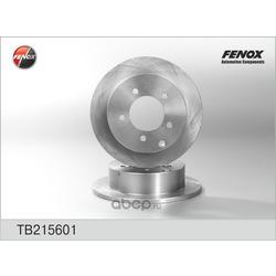 Тормозной диск (FENOX) TB215601