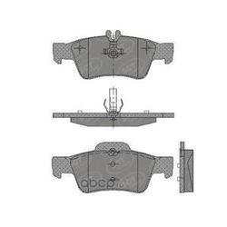 Колодки торм.RR (SCT) SP404