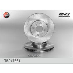 Тормозной диск (FENOX) TB217661