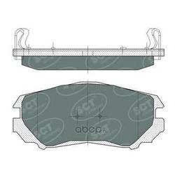 Колодки торм.FR (SCT) SP370