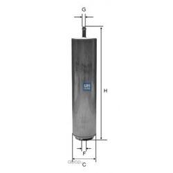 Топливный фильтр (UFI) 3185100