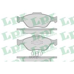 Комплект тормозных колодок, дисковый тормоз (Lpr) 05P949