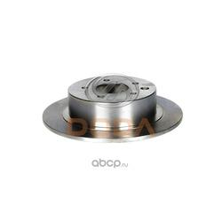 Тормозной диск (DODA) 1070110016