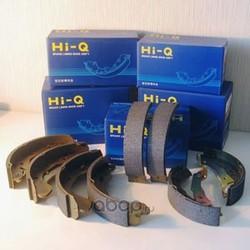 Колодки тормозные барабанные задние (Sangsin brake) SA133