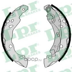 Комплект тормозных колодок (Lpr) 08630