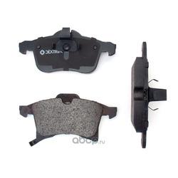 Колодки тормозные передние (Dextrim) DX7FD050