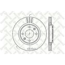 Тормозной диск (Stellox) 60201929VSX