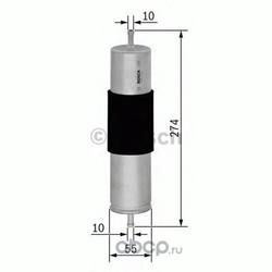 Топливный фильтр (Bosch) 0450906450