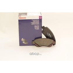Комплект тормозных колодок, дисковый тормоз (Klaxcar) 24142Z