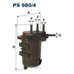 Фильтр топливный Filtron (Filtron) PS9804