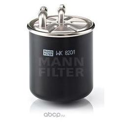 Фильтр топливный (MANN-FILTER) WK8201