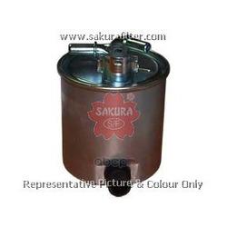 Фильтр топливный (Sakura) FS18330