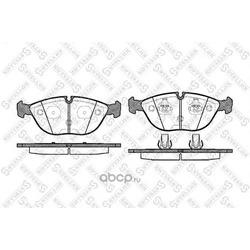 Комплект тормозных колодок (Stellox) 608000BSX