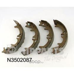 Комплект тормозных колодок, стояночная тормозная система (Nipparts) N3502087