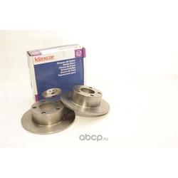 Тормозной диск (Klaxcar) 25055Z