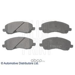 Комплект тормозных колодок, дисковый тормоз (Blue Print) ADC44264