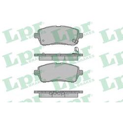 Комплект тормозных колодок, дисковый тормоз (Lpr) 05P1464