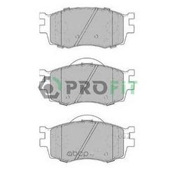 Комплект тормозных колодок (PROFIT) 50001905