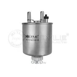 Топливный фильтр (Meyle) 16143230016