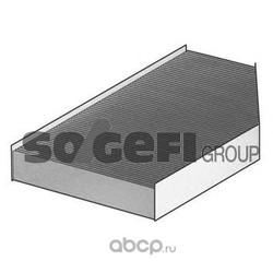 Фильтр, воздух во внутренном пространстве (PURFLUX) AHC269