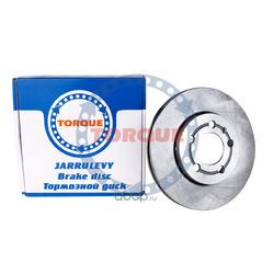 Диск тормозной вентилируемый (TORQUE) JL122