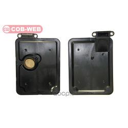 Фильтр трансмиссии с прокладкой поддона (COB-WEB) 11408B