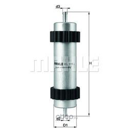Топливный фильтр (Mahle/Knecht) KL915