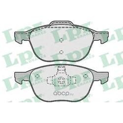 Комплект тормозных колодок, дисковый тормоз (Lpr) 05P1190