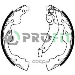 Комплект тормозных колодок (PROFIT) 50010672