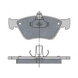 Колодки торм.FR (SCT) SP285
