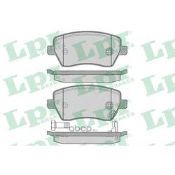 Комплект тормозных колодок, дисковый тормоз (Lpr) 05P1229